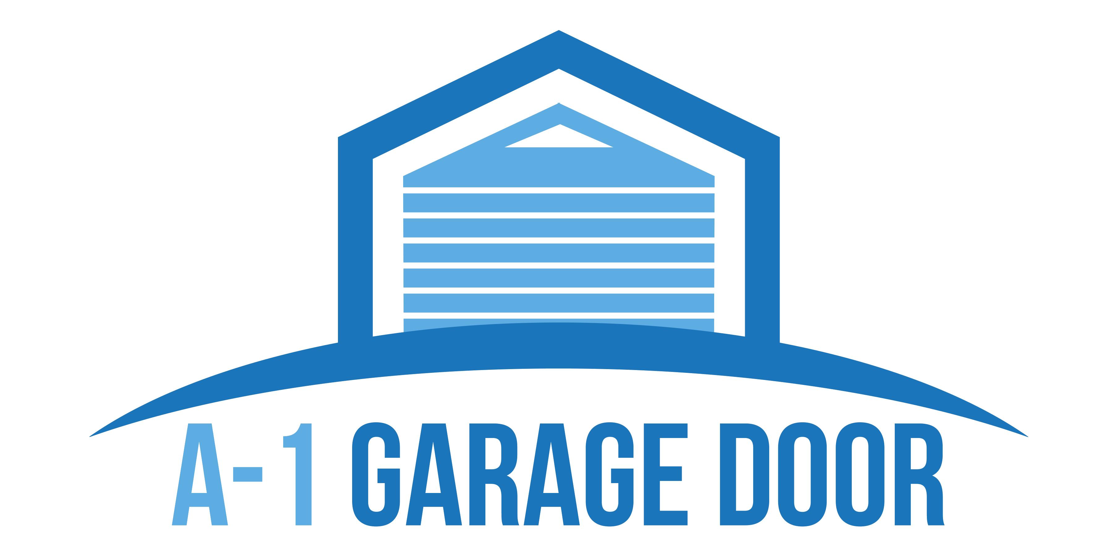 A 1 Garage Door Garage Door Installation Repaired